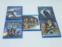 BLU-RAY Guardians of The Galaxy, The Pirates of The Caribbean The Curse of The B