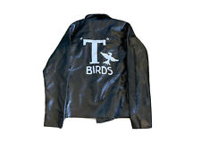 Grease Film Memorabilia T-Birds Leather Jacket X- Large