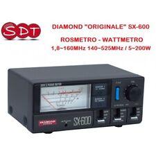 Diamond Original Sx-600 Swr-Messgerät - Leistungsmesser 1,8~160mhz 140 ~ 525mhz/