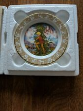 1979 Franklin porcelain | Jack and The Beanstalk | The Best Loved Fairy Tales