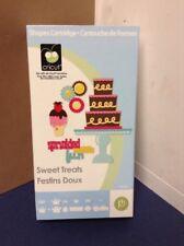 Cricut Cartridge - Sweet Treats - Gently Used - Complete