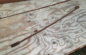 Antique Hand Forged Branding Iron Dehorn Cauterizer