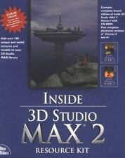 Inside 3d Studio Max 2 Resource Kit