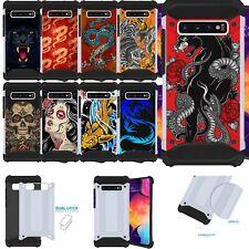 Case for [Samsung S10e / S10 Lite] Duo Armor Two Piece Slim Case Design