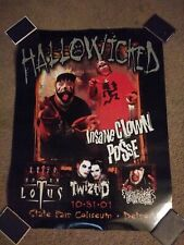 ICP HalloWicked 2001 Poster