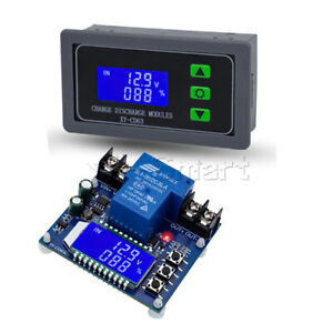30A Battery Charging Control Module CD63L Automatic Power-off Voltage Protection