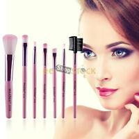 Pinceaux Cosmétiques 7 pcs/kits Professionnel Nylon outils Maquillage