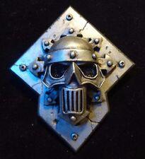 40k Chaos Space Marines Iron Warriors  pin