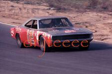 1971 NASCAR Bobby Allison DODGE - 35mm Racing Slide
