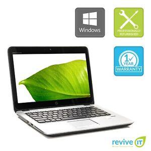 HP EliteBook 820 G3 Touchscreen Laptop i5 Min 2.30GHz 8GB 256GB SSD Win 10 Pro B