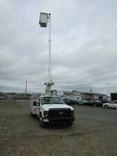 2008 Ford F-350 Super Duty Versalift Boom Bucket Truck