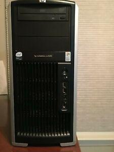 HP XW8200 Intel Xeon 3.2 GHz / 4 GB RAM / Quadro FX1400 Workstation