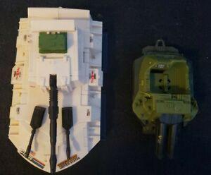 Dominator Snow Tank Battle Force 2000 GI Joe 1987 Hasbro Vehicle Vintage + more