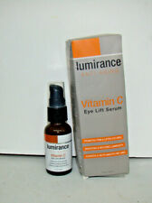 Lumirance Anti-Aging Vitamin C Eye Lift Serum 1oz / 30ml Opened Box