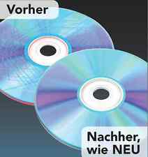 Disc Reparatur / Repair - DVD, Blu-ray, CD, Games, Xbox, Playstation, Wii