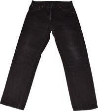 Levi's ® 521 Jeans  W32 L30  Schwarz  Vintage  Used Look  Old School