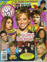 POP STAR Magazine March 2006 JONAS BROTHERS LINDSAY LOHAN NO POSTERS