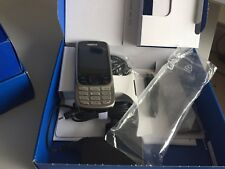 Nokia  6303i - Silber (Ohne Simlock) NEU !!100% Original!!!