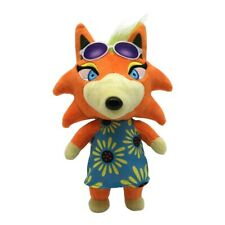 Animal Crossing New Horizons Audie Plush Toy Soft Stuffed Doll Toy Kids Gift
