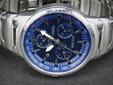 Amazing SECTOR 700 chronograph 200M , Blue face rear color !!!!!!