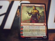 MTG Koth of the Hammer SOM Moderate Play