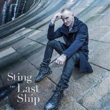 STING - THE LAST SHIP  CD  12 TRACKS INTERNATIONAL POP  NEU