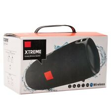 XTREME LARGE WATERPROOF WIRELESS PORTABLE SPEAKER WITH JBL STICKERS