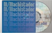 MATTHIEU CHEDID M machistador CD SINGLE