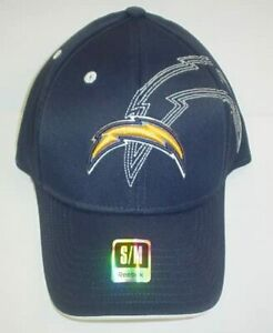 Reebok Los Angeles Chargers Structured Flex Hat - Size S/M - New