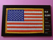 POSTAL CARDS * UX-394a* Old Glory * MNH * 2003 * 20 Cards * 5 Designs