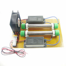 110V 15G/H High Frequency Pipe Open Ozone Generator Kits Disinfection Purifier