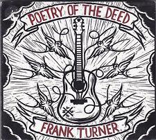 FRANK TURNER - poetry of the deed CD