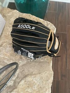 """Wilson A500 Limited Edition 11"""" Baseball Glove Right Hand Throw Leather"""