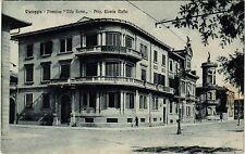 CPA VIAREGGIO Pensione Villa Roma Prop. Elvezla Maffel. ITALY (468221)