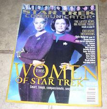 STAR TREK COMMUNICATOR MAGAZINE #131, DECIPHER PUBLICATIONS 2000 DEC/JAN