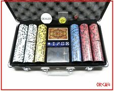 RARE EXCLUSIVE Blizzard Employee Gift Poker Set SC2/Diablo III/WoW (2009)
