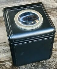 SCATOLA DEL TEMPO SL Perpetual Self Winding Mechanism Watch Box Battery Powered