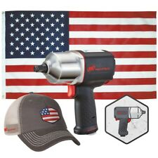 """Ingersoll Rand Special USA Edition 1/2"""" drive Air Impact Wrench Kit IR #2135USA"""