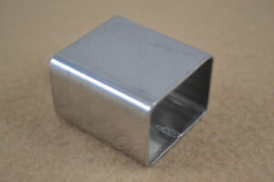 "Slides - 1"" Stainless Steel - Pack of 8 (B17)"