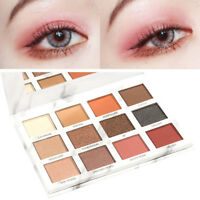 Shimmer Eyeshadow Palette Glitter Matte Makeup Long Lasting Eye Shadow Cosmetics