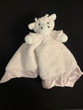 Little Giraffe Pink Baby Security Blanket Lovie Lovey