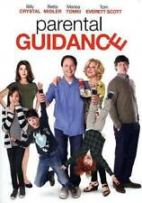 Parental Guidance (DVD Movie) Billy Crystal, Bette Midler, Marisa Tomei