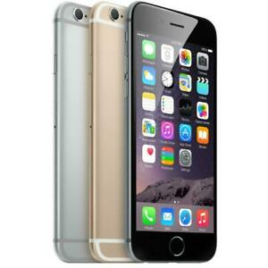 Apple iPhone 6 Plus 16GB 64GB 128GB Unlocked 12.0 MP Sim Free Smartphone