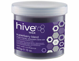 Hive of Beauty Superberry Blend Antioxidant Creme Wax - 425g