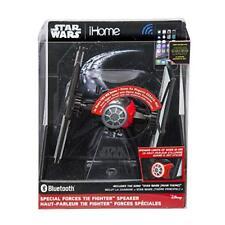 Star Wars iHome Bluetooth Speaker Special Forces Tie Fighter - NIB