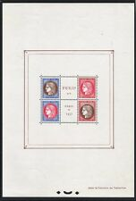 "FRANCE BLOC FEUILLET 3 "" EXPOSITION PHILATELIQUE PEXIP 1937 "" NEUF xx TTB  M832"