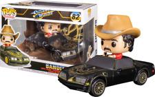 Funko Pop! Rides: Smokey and the Bandit - Bandit in Trans Am Vinyl Figure