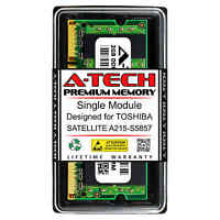 2GB PC2-5300 DDR2 667 MHz Memory RAM for TOSHIBA SATELLITE A215-S5857