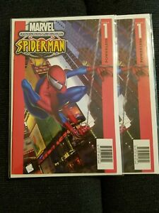 Ultimate Spiderman 1 Kaybee Toys Variant NM - 2 copies