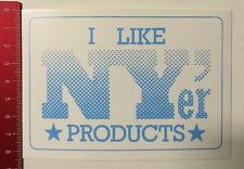 ADESIVI/Sticker: i like NY 'er Products (10031668)